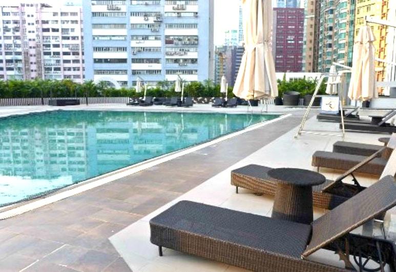 Panda Hotel, Tsuen Wan, Indoor/Outdoor Pool