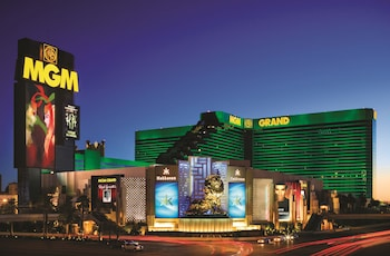Picture of MGM Grand Hotel & Casino in Las Vegas