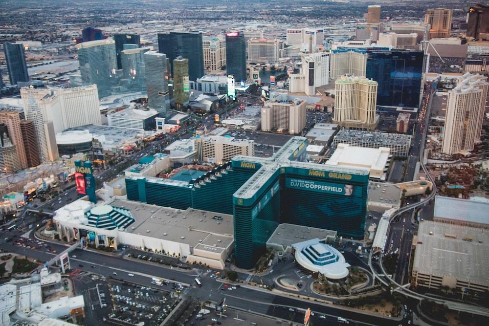 Mgm Hotels Las Vegas List