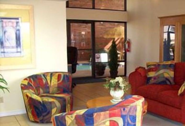 Blue Ribbon Inn and Suites , Sallisaw, Vestibiulio laukiamasis