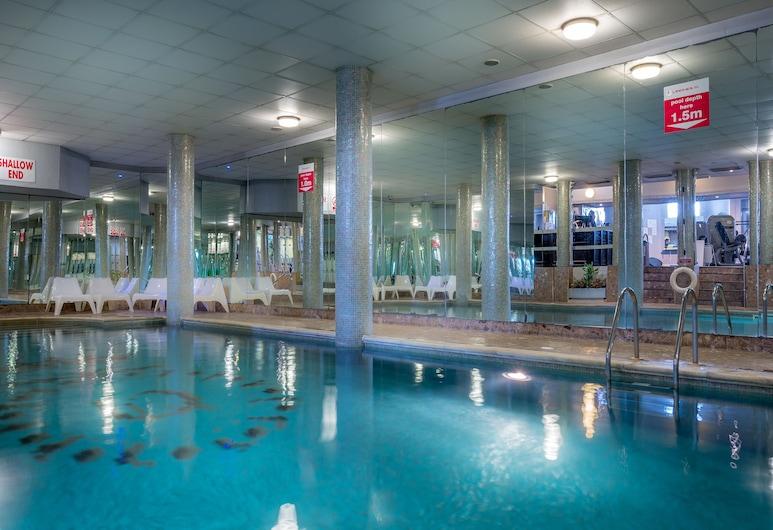 Queens Hotel, Brighton, Indoor Pool