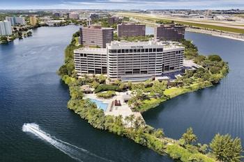 A(z) Hilton Miami Airport Blue Lagoon hotel fényképe itt: Miami