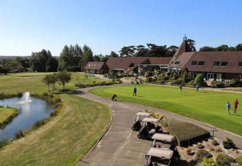 Ufford Park Woodbridge Hotel, Golf & Spa, Woodbridge