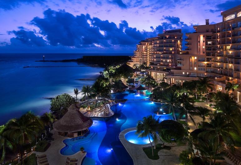 Grand Fiesta Americana Coral Beach Cancun - All Inclusive, Cancún, Bovenaanzicht