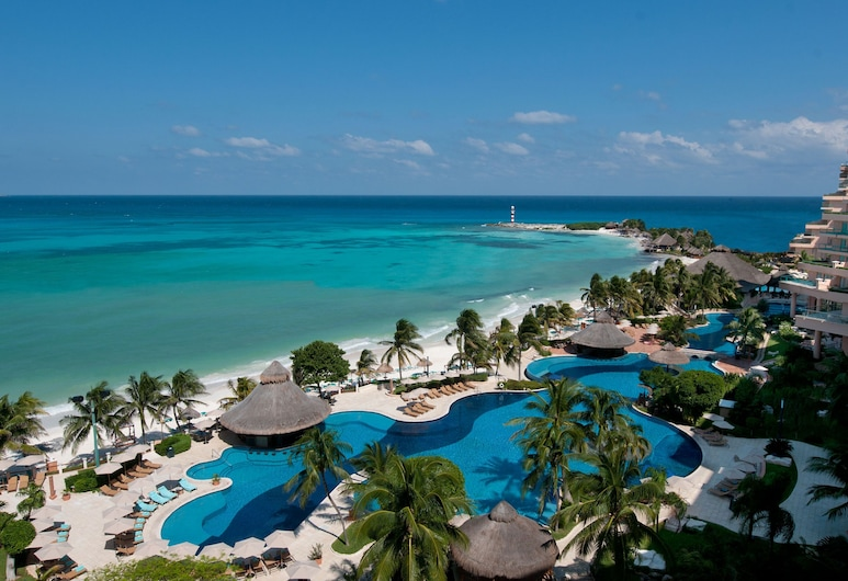 Grand Fiesta Americana Coral Beach Cancun - All Inclusive, Канкун