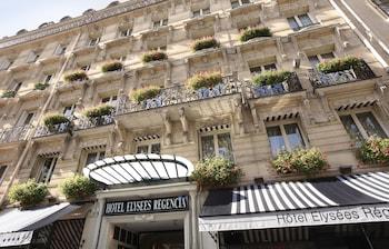 Paris bölgesindeki Hotel Elysees Regencia resmi
