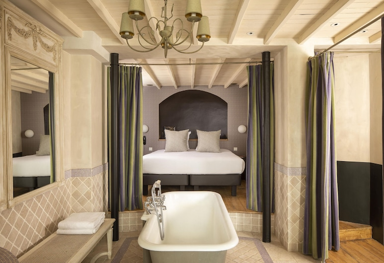 Hotel Elysees Regencia, Paris, Suite, Gjesterom
