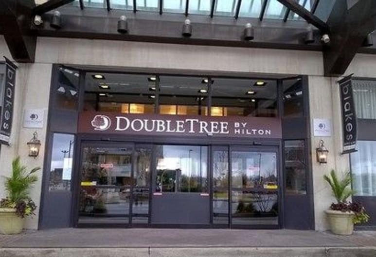 DoubleTree by Hilton Hotel London Ontario, London, Průčelí hotelu