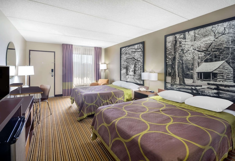 Super 8 by Wyndham Knoxville North/Powell, Powell