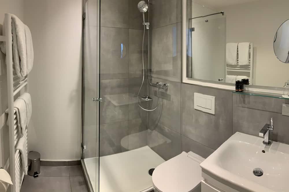 Classic Single Room Plus - Bathroom