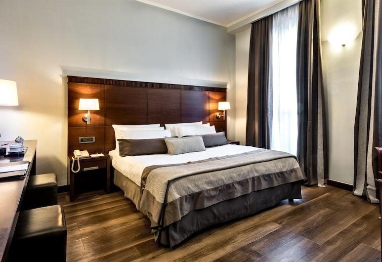 Hotel Dei Cavalieri, Milaan, Executive kamer, 1 twee- of 2 eenpersoonsbedden, Kamer