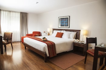 A(z) San Agustin Exclusive Hotel hotel fényképe itt: Lima