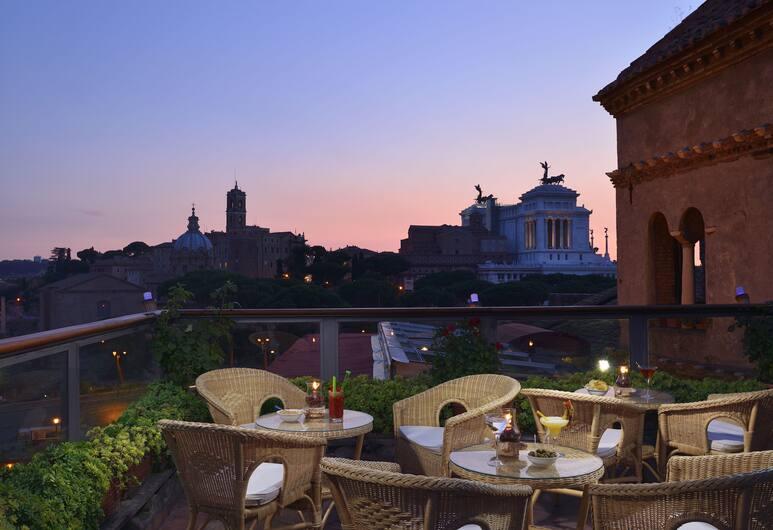 Hotel Forum, Rome, Bar de l'hôtel