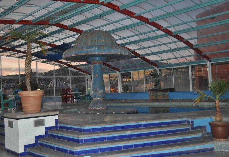 Hotel Arroyo de la Plata Zacatecas, Zacatecas, Kattoterassi