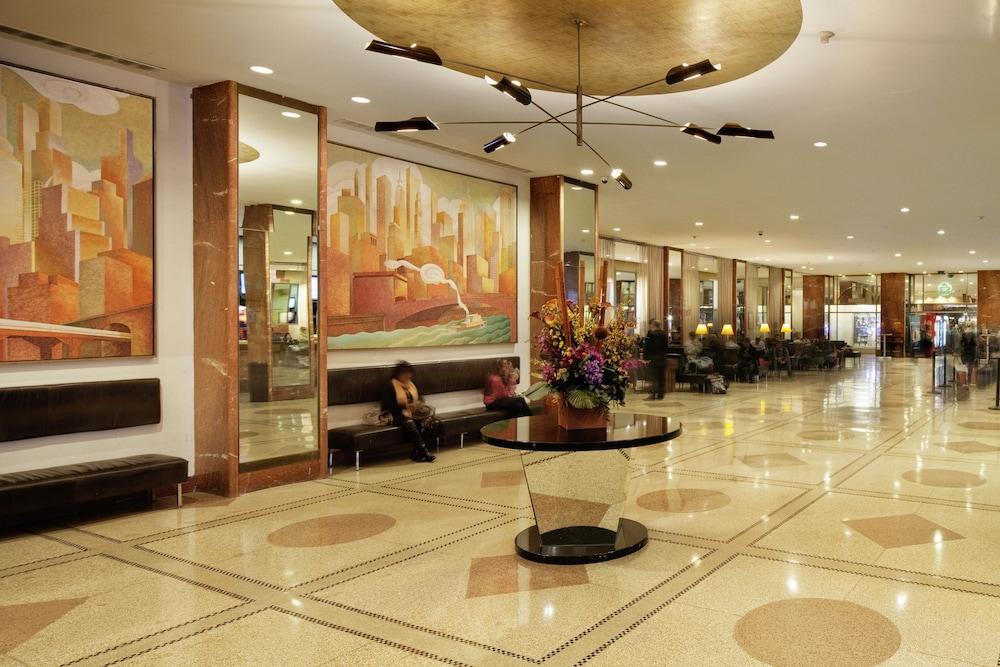 hotel pennsylvania en nueva york. Black Bedroom Furniture Sets. Home Design Ideas