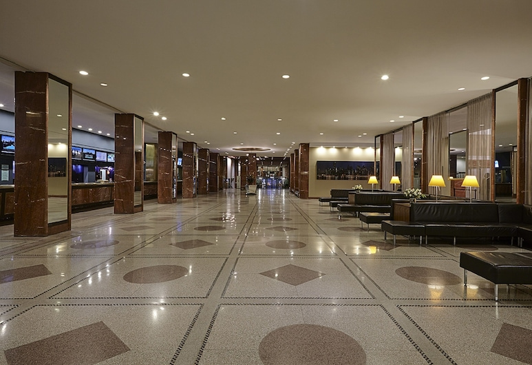 Hotel Pennsylvania, New York, Interior Entrance