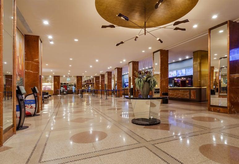 Hotel Pennsylvania, New York, Lobi