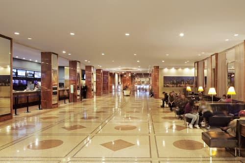 Hotel Pennsylvania (Nueva York, Nueva York) : Hoteles en Nueva York -  Hoteles.com