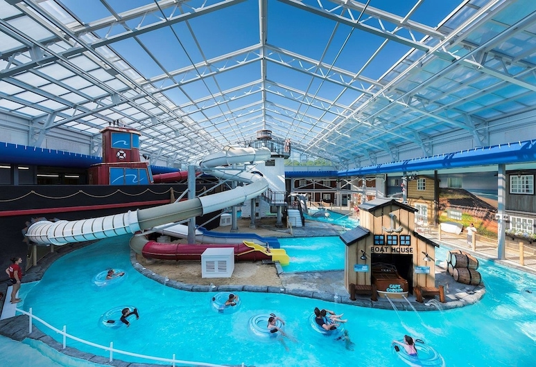 Cape Codder Resort and Spa, Hyannis, Indoor Pool