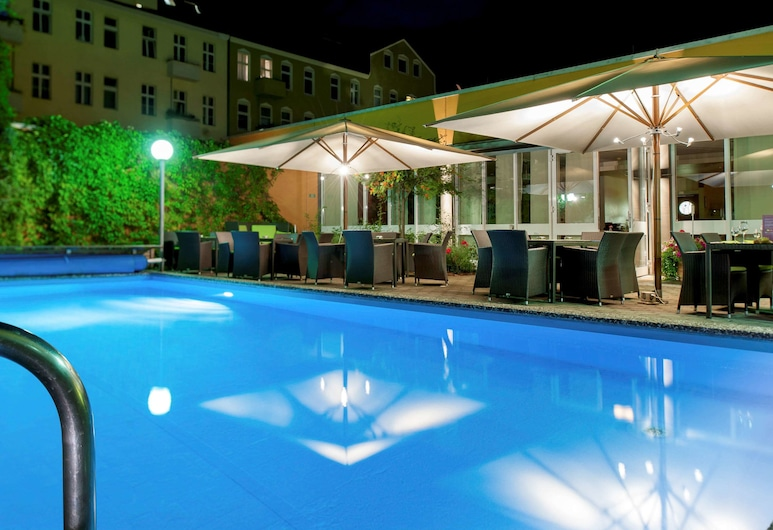 Mercure Hotel Berlin City West, Berlin, Sportlétesítmény