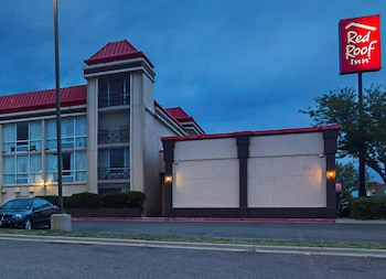 Nuotrauka: Red Roof Inn & Conference Center Lubbock, Labokas