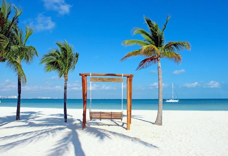 InterContinental Presidente Cancun Resort, Cancún, Strand