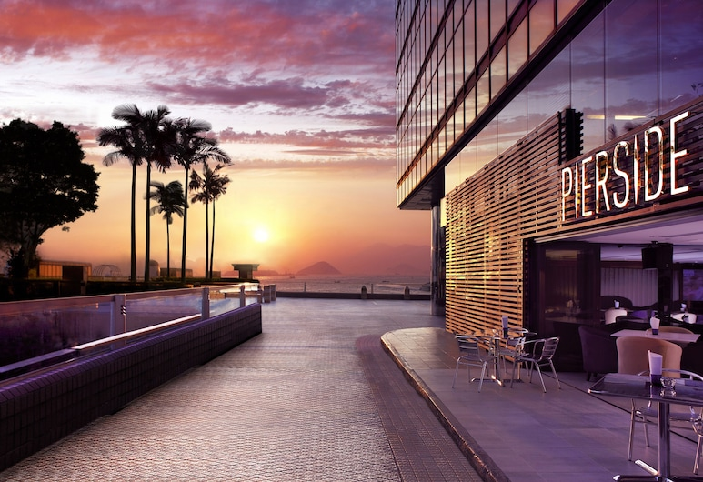 The Royal Pacific Hotel & Towers, Kowloon, Terrace/Patio