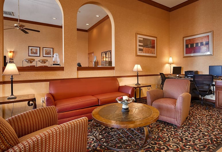 Best Western Plus Fiesta Inn, San Antonio, Lobby
