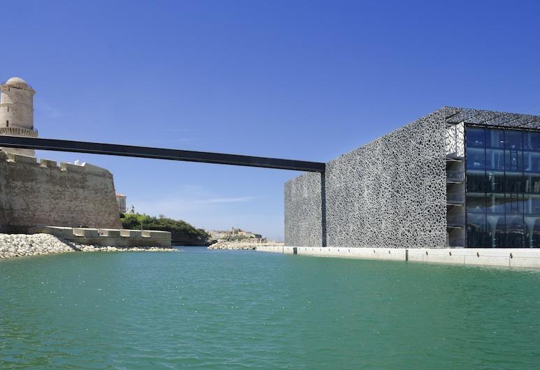 ibis Marseille Centre Vieux Port, Marseille, Dış Mekân