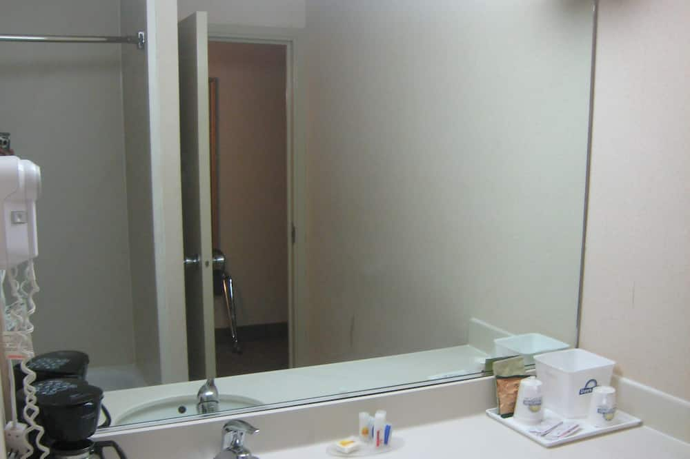 Pokoj, dvojlůžko, nekuřácký - Koupelna