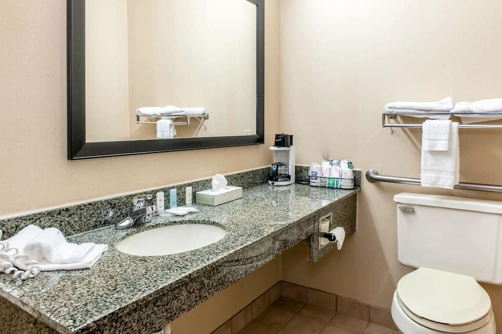 標準客房, 2 張加大雙人床, 非吸煙房 - 浴室