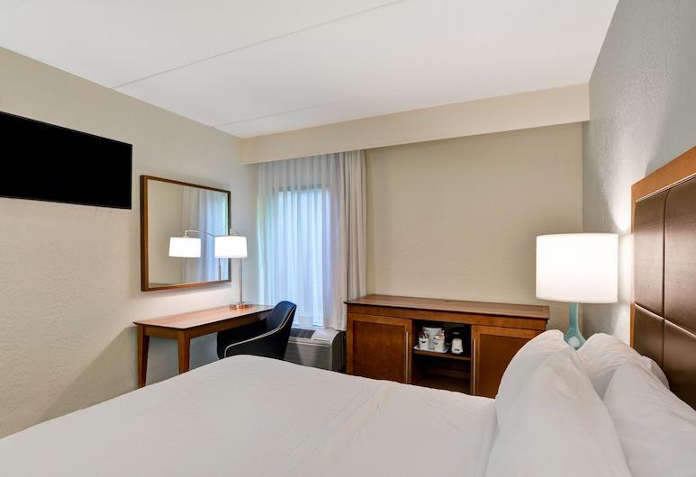 Hampton Inn Milford, Милфорд, Люкс, 1 двуспальная кровать «Кинг-сайз», Номер