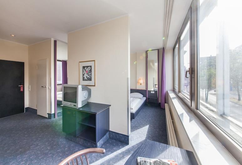 Hotel Mirage, Neuss, Double Room (Easy), Guest Room