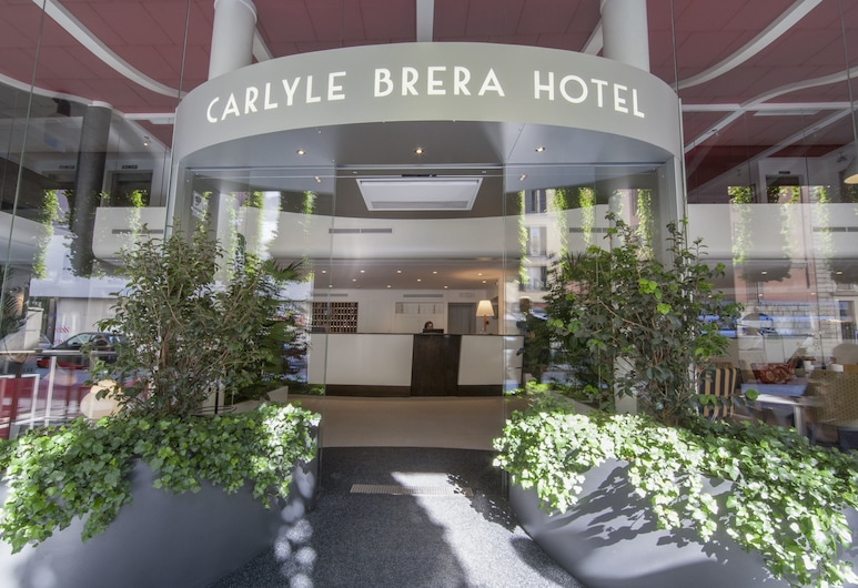 Carlyle Brera Hotel, Milaan