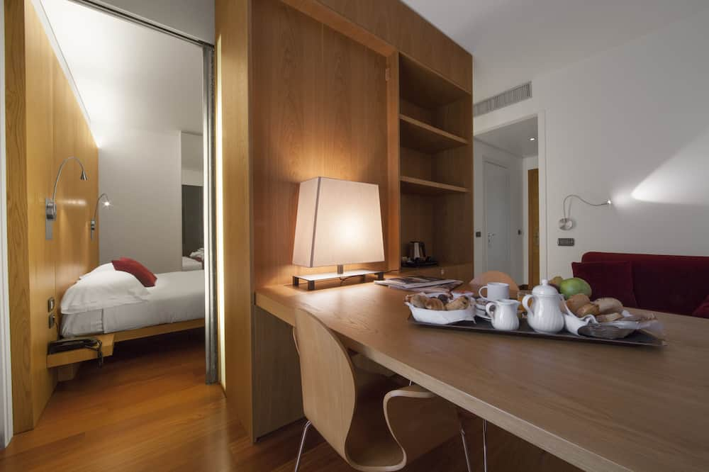 Superior Double or Twin Room - In-Room Dining