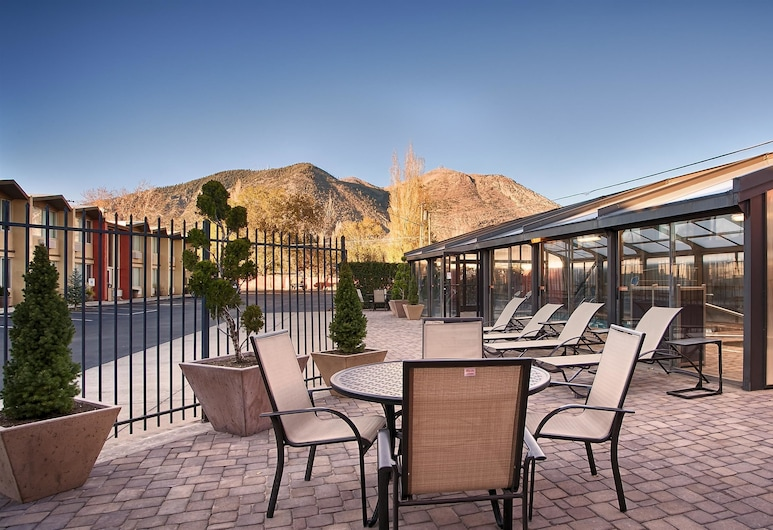 Best Western Pony Soldier Inn & Suites, Flagstaff, Taras/patio