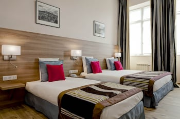 Mynd af Le Phenix Hotel í Lyon