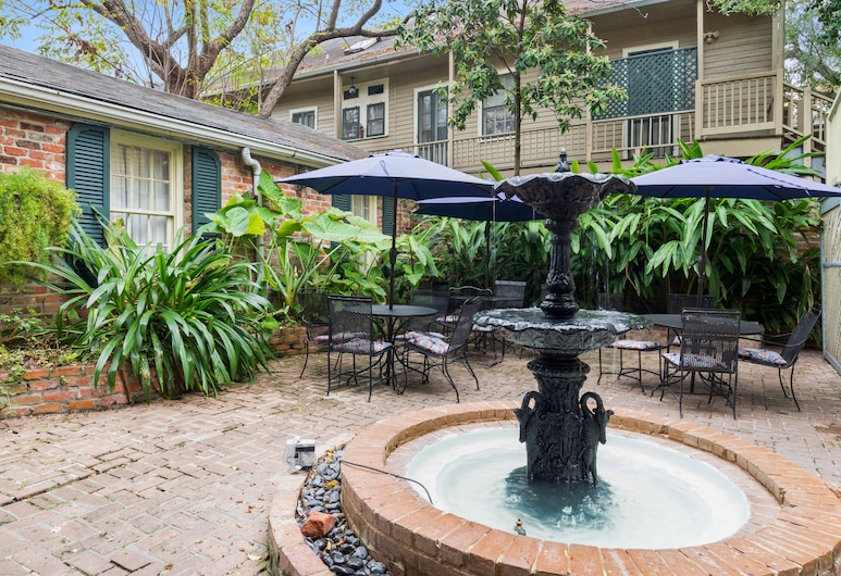 Andrew Jackson Hotel®, a French Quarter Inns® Hotel, New Orleans, Taman