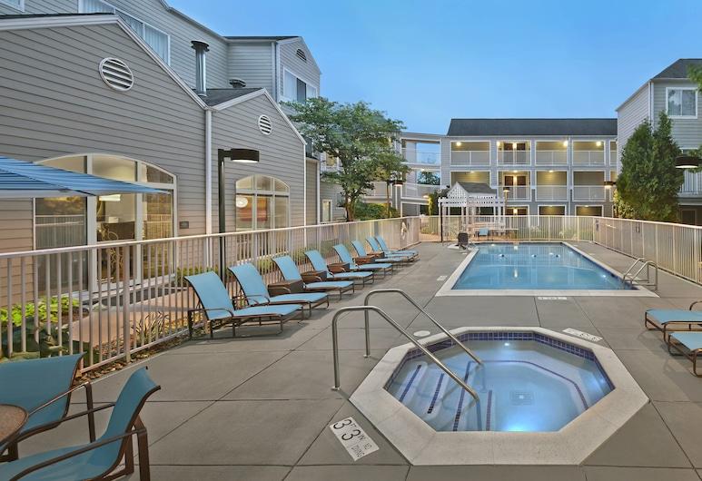 Residence Inn By Marriott Boston Tewksbury, Tewksbury, Vanjski bazen