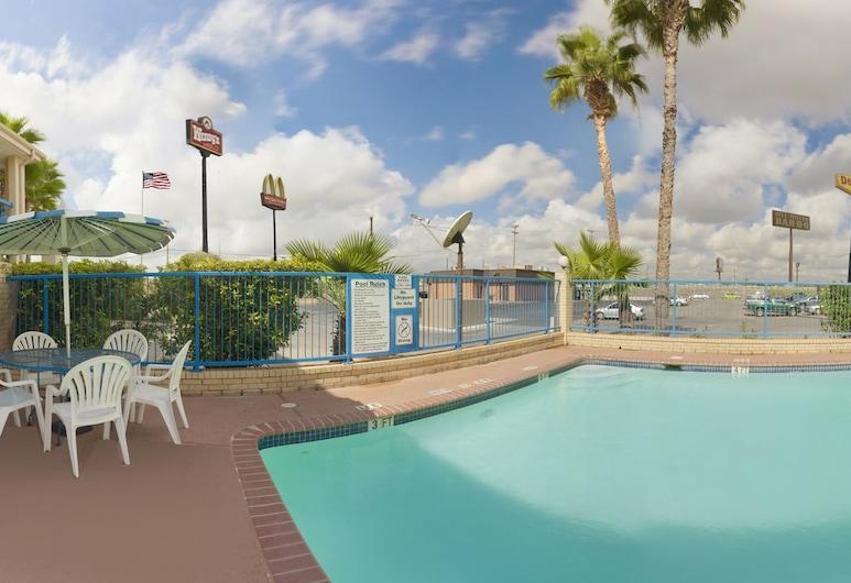 聖安東尼奧海洋世界附近溫德姆華美達飯店, 聖安東尼奧, 室外游泳池