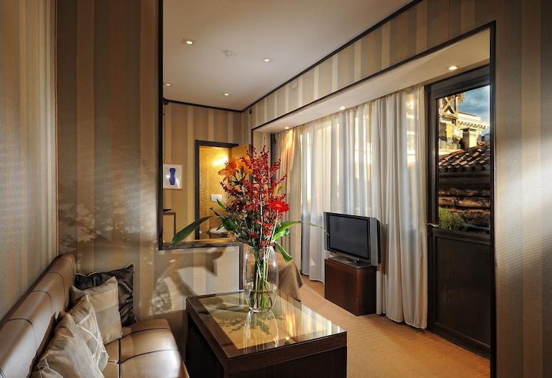 Hotel Concordia, Velence, Lakosztály, Vendégszoba