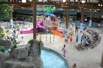 Picture of Soaring Eagle Waterpark and Hotel in Mount Pleasant