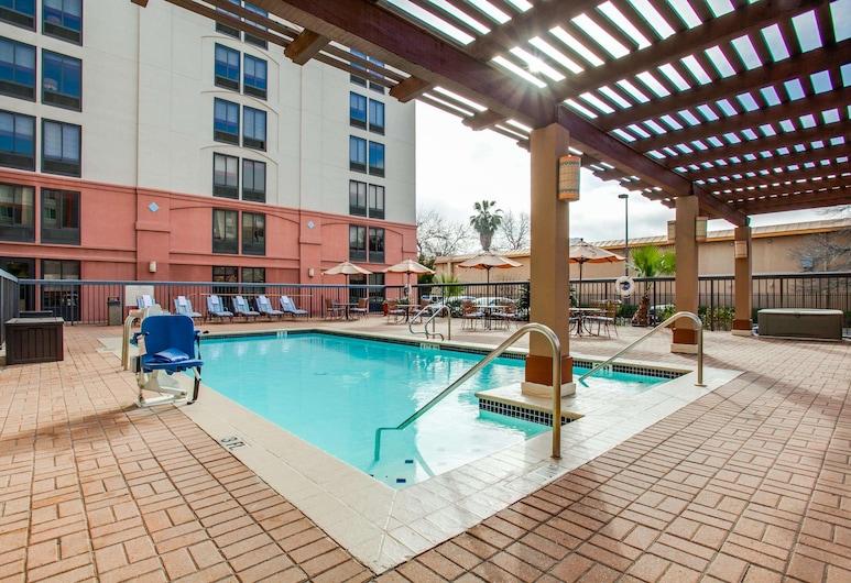 Hampton Inn San Antonio-Downtown, San Antonio, Alberca