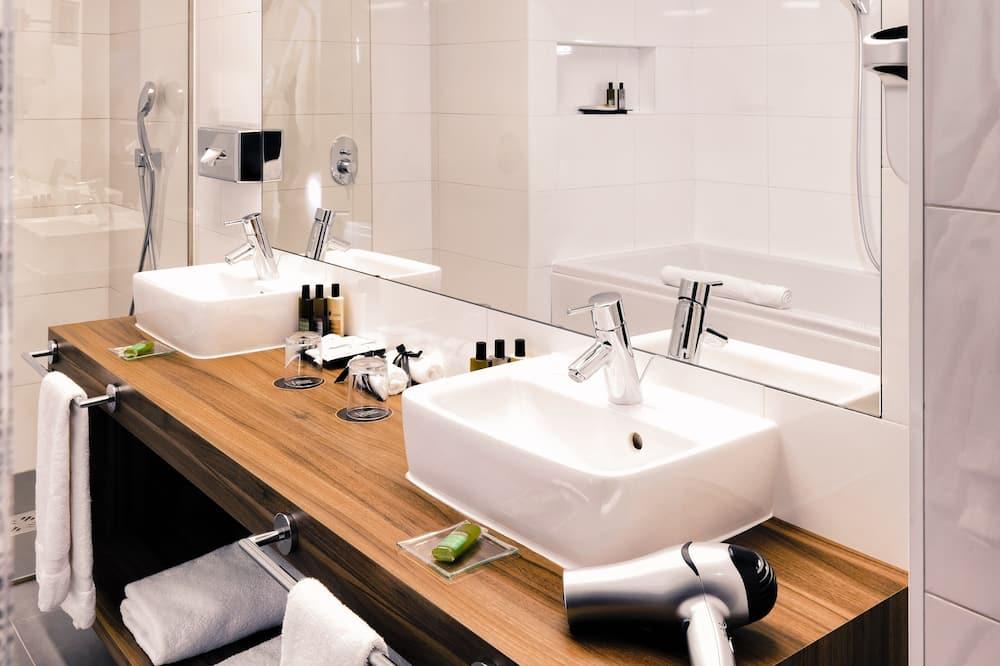 클래식룸, 더블침대 1개 - 욕실