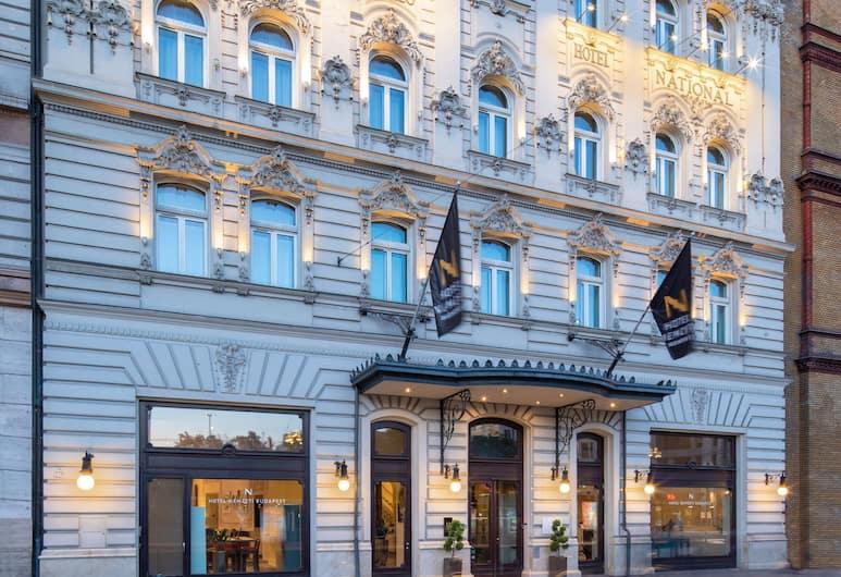 Hotel Nemzeti Budapest – MGallery, Budapest, Hotel homlokzata