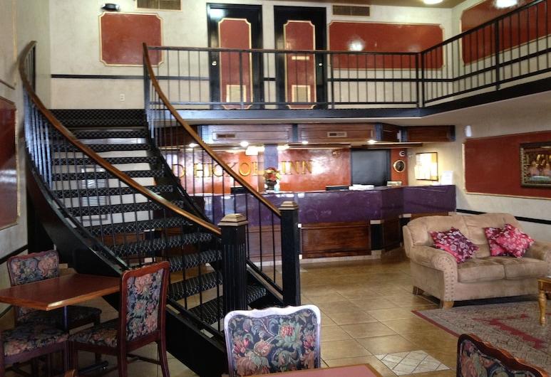 Old Hickory Inn Jackson, Jackson, Salón en el lobby