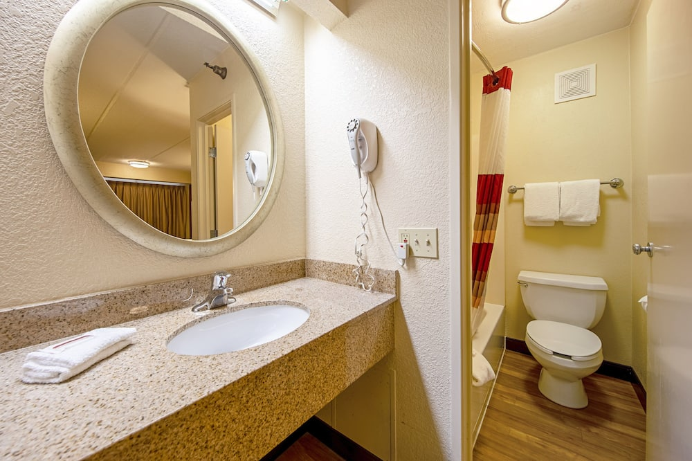 標準客房, 2 張標準雙人床 (Smoke Free) - 浴室