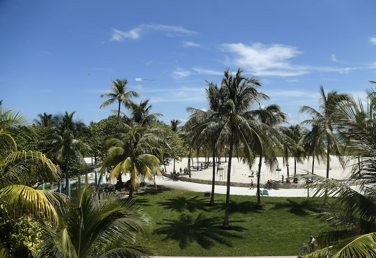 Room Mate Waldorf Towers, Miami Beach, Standardrum - 1 kingsize-säng, Gästrum