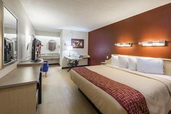 傑克遜維爾傑克遜維爾機場紅屋頂酒店的圖片