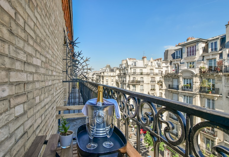 Best Western Montcalm, Paris, Superior Room, 1 King Bed, Balcony